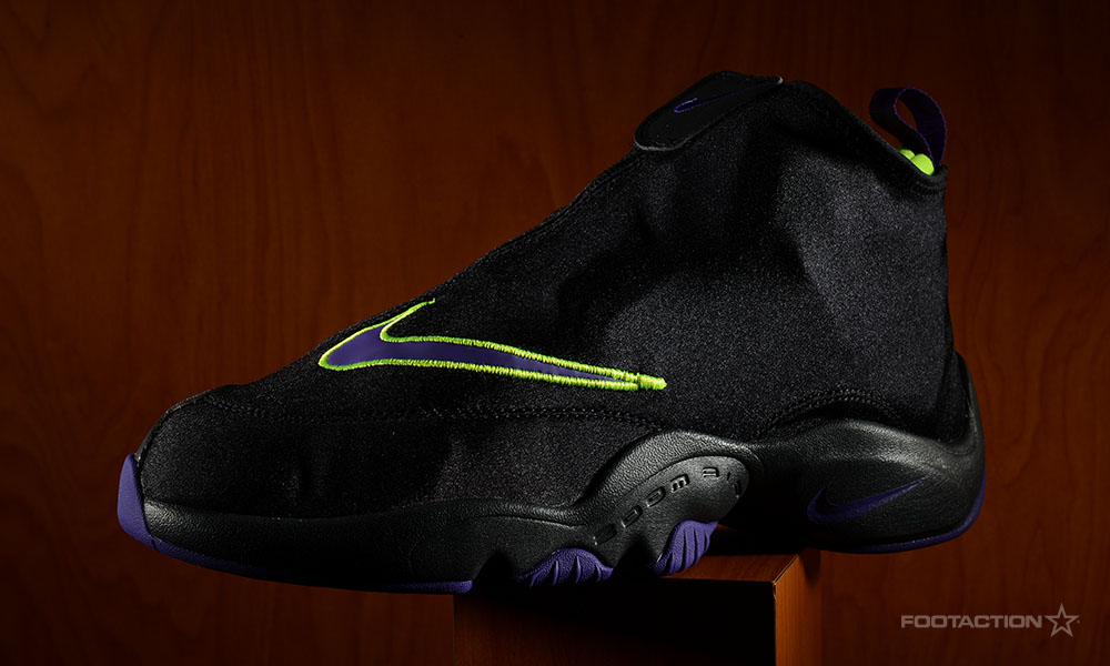 Nike Air Zoom Flight The Glove Lakers (2)
