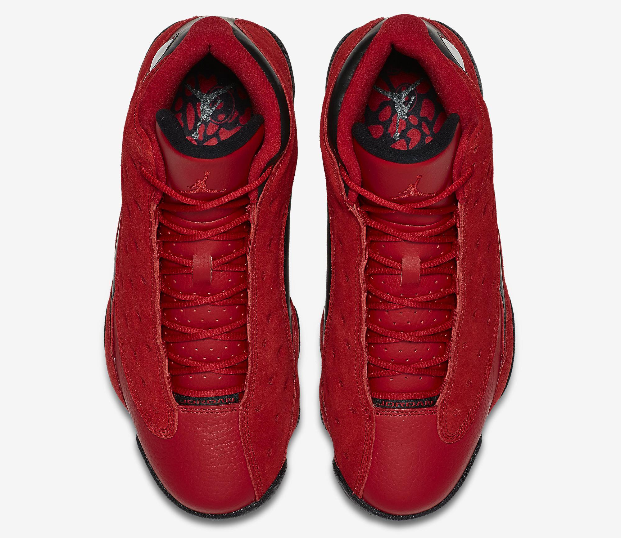 cheap for discount e4e36 f097d Image via Nike Singles Day Air Jordan 13 888164-601 Top
