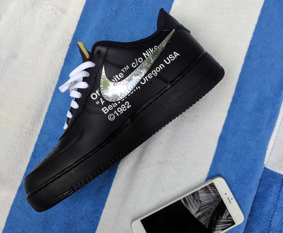 Air Force 1 Off White Profile