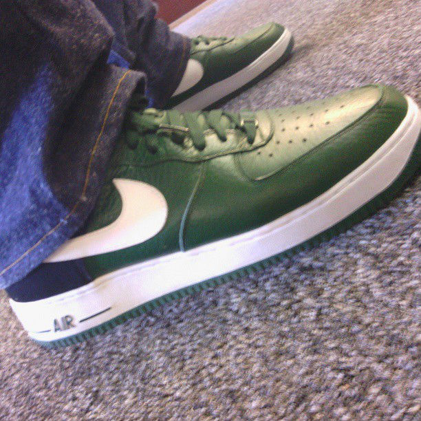Spotlight // Forum Staff Weekly WDYWT? - 8.31.13 - Nike Air Force 1 Low by goldenchild9389
