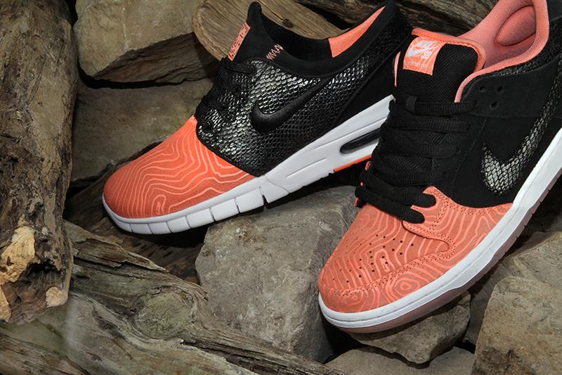huge selection of 537a6 b7216 Premier x Nike SB Stefan Janoski Max