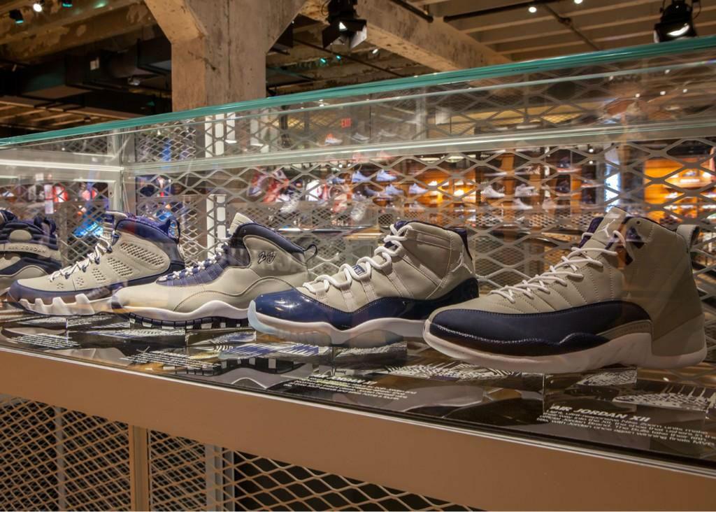 Magasins De Chaussures Air Jordan Dans La Zone Dc