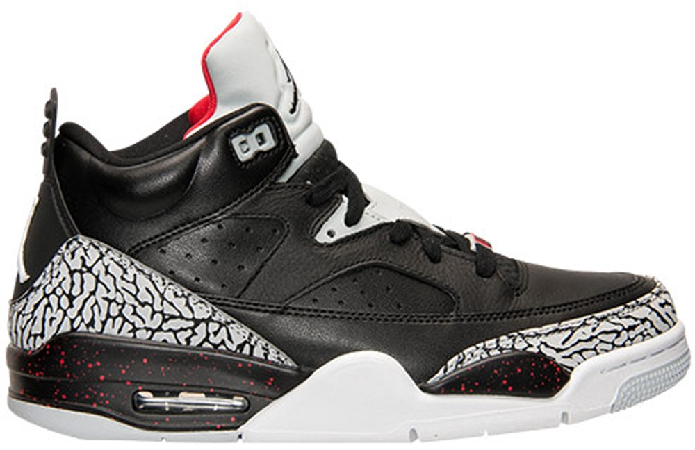 Jordan Son of Mars Low Black Cement Release Date 580603-002