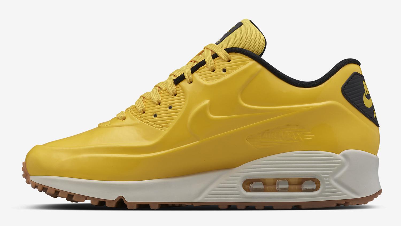 nike air max 90 vt qs yellow