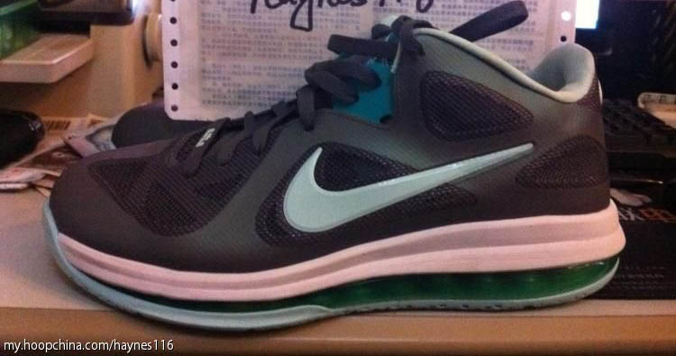 new arrival ba628 55b75 Nike LeBron 9 IX Low Easter Shoes Mint Candy 510811-001 (1)