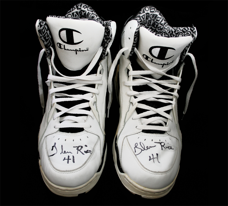 Champion Brand Basketball Shoes
