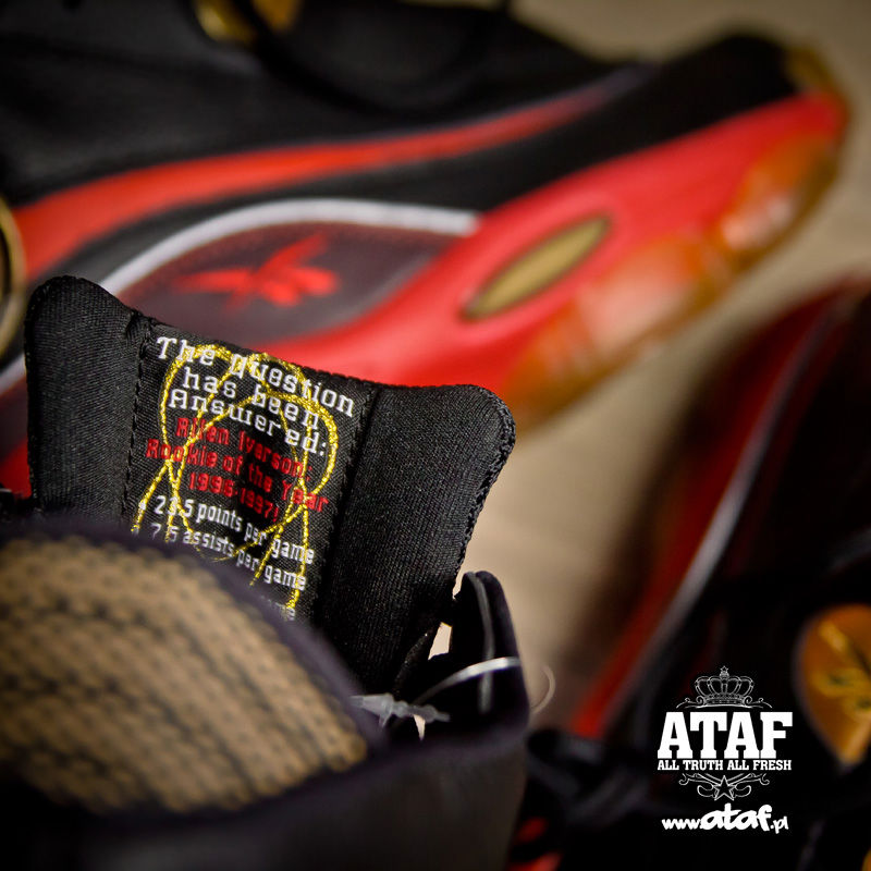 Reebok Answer 1 DMX 10 Black Red Gold Release Date J02565 (6)