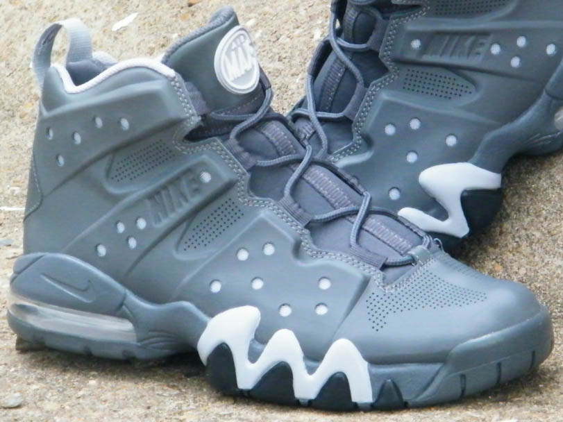 promo code 7b13a 62115 Nike Air Max Barkley Dark Grey White Wolf Grey Dark Grey 488119-090 (2