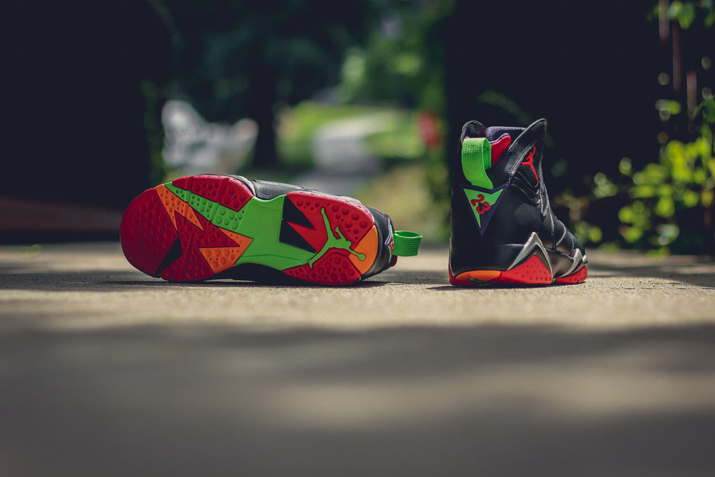 Air Jordan 7 Marvin the Martian 304775-029 (10)
