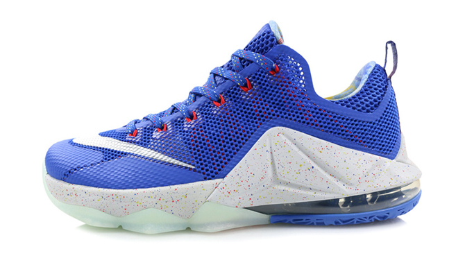 World Tour LeBron 12 Low