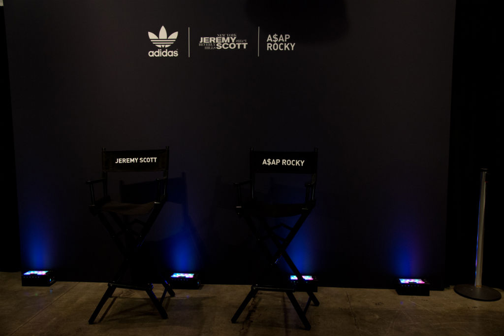 A$AP Rocky x Jeremy Scott adidas Wings 2.0 Reveal Event Photos (1)