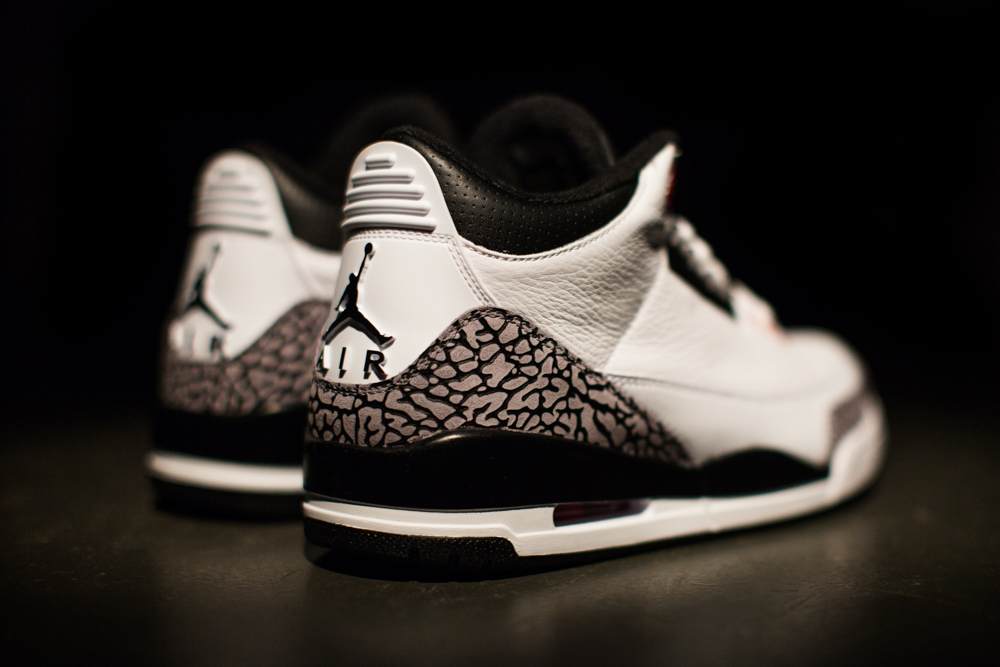 hot sale online 9aff6 51eb0 Detailed Look At The 'Infrared 23' Air Jordan 3 Retro | Sole ...