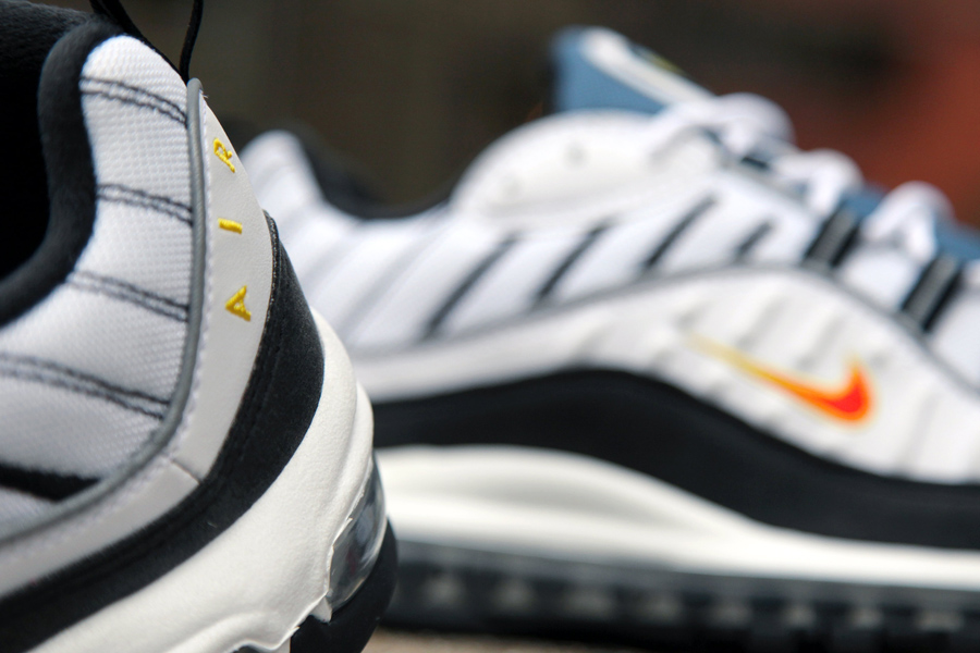 online retailer c6c2e 08a08 The Nike Air Max 98 Is Back | Sole Collector