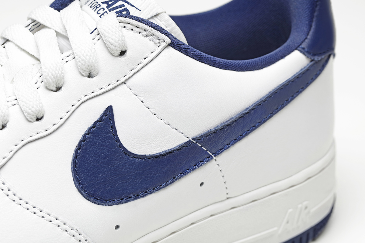 new arrival 3ab96 698ed Nike Remastered the Air Force 1 Low Too   Sole Collector