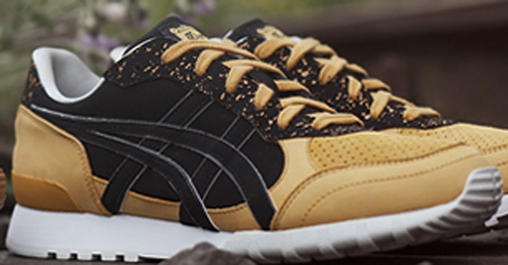 Onitsuka Tiger Colorado Eighty-Five Black/Golden Yellow