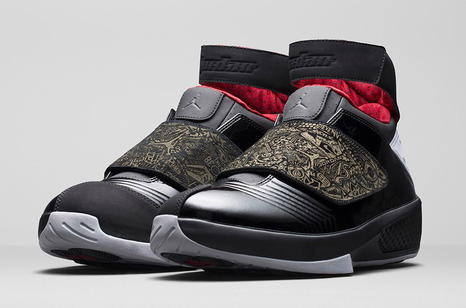 Jordan Air 20 2015 Furtifs Gs 350