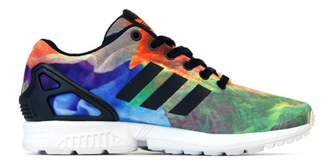 new product fda50 a694e adidas Originals ZX Flux 'Floral' Wmns | Sole Collector