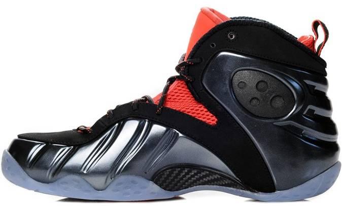 Nike Zoom Rookie LWP Black Max Orange 502961-008
