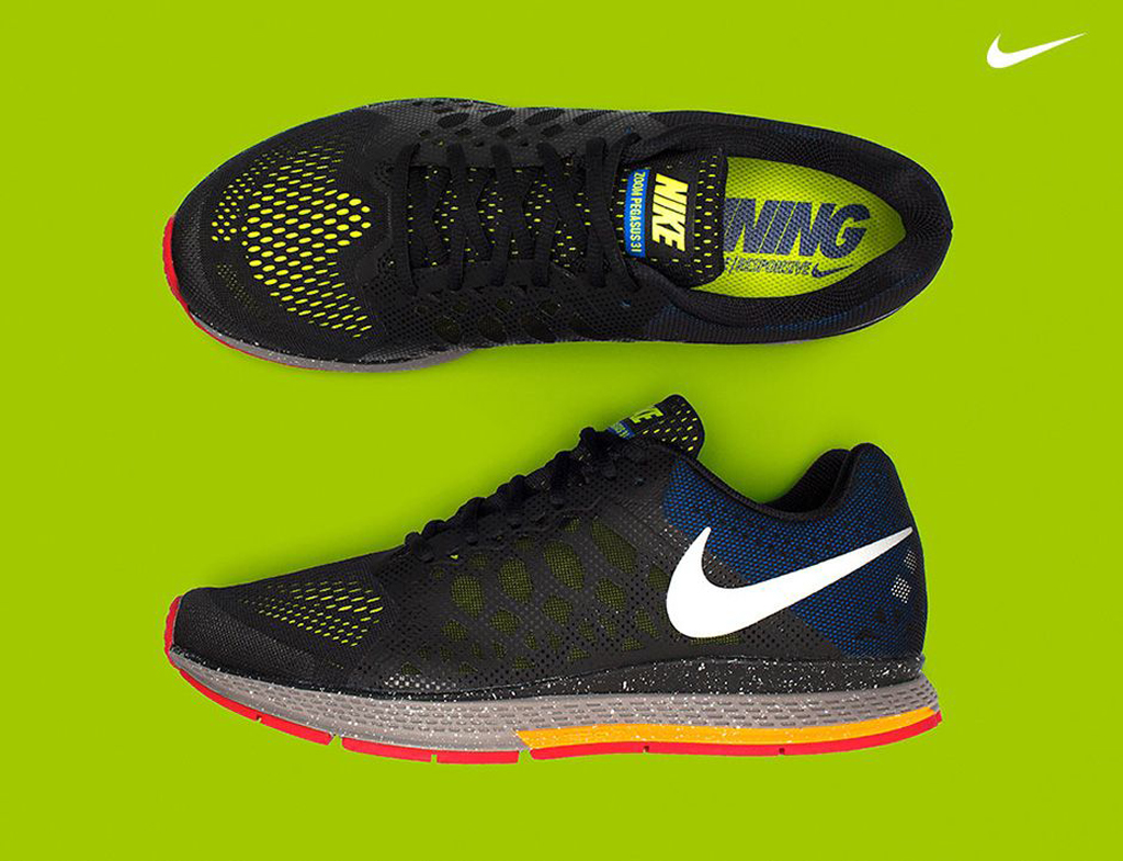a9efa53f84e0 Nike Running Commemorates 2014 With This  Celebration  Pack