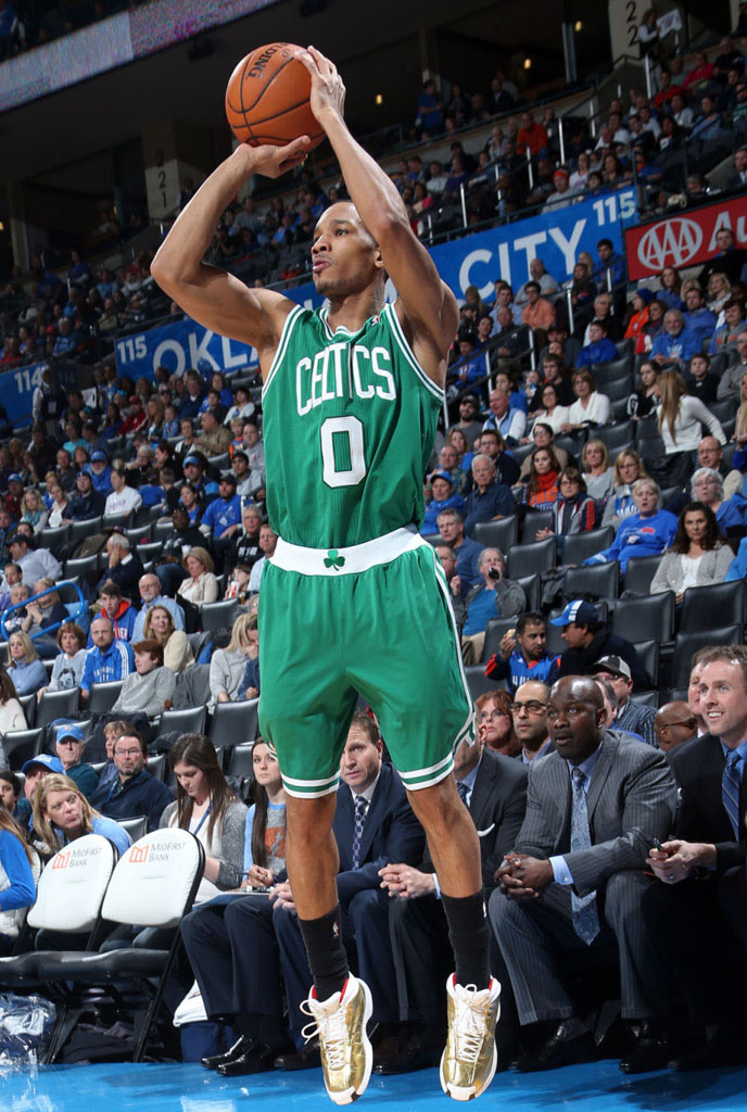Avery Bradley wearing adidas Crazy 1 Awards Season (1)