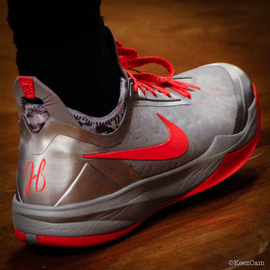 James Harden wearing Nike Zoom Crusader PE (2)