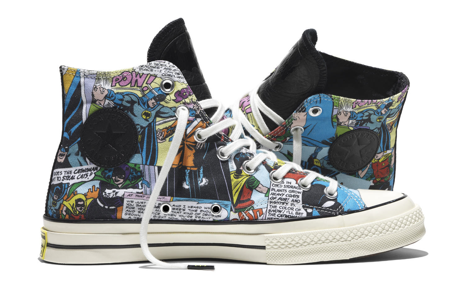 Batman Converse Sneakers