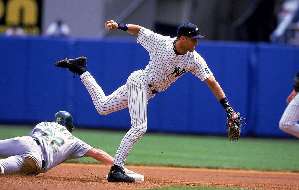 Crampons De Baseball Air Jordan Derek Jeter