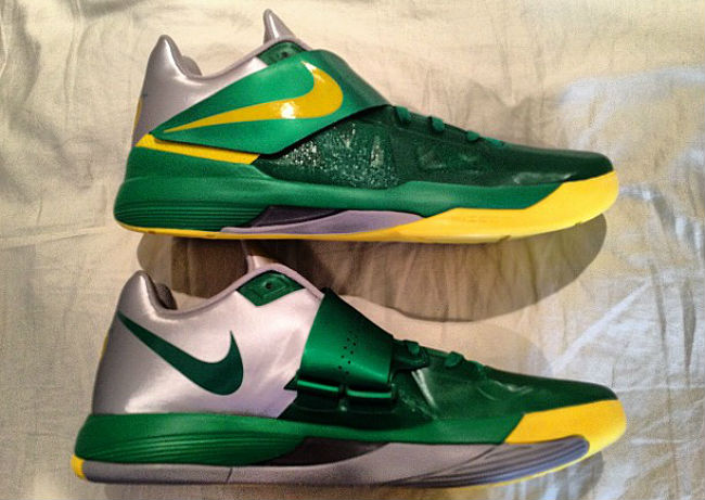 Top 24 KD IV Colorways for Kevin Durant's 24th Birthday // Wanda Pratt