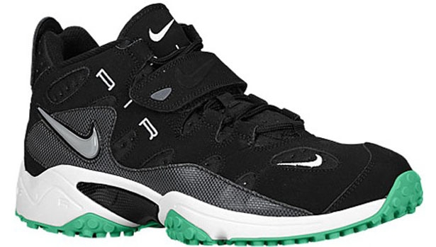 Nike Air Turf Raider Black/Wolf Grey-Dark Grey-Gamma Green