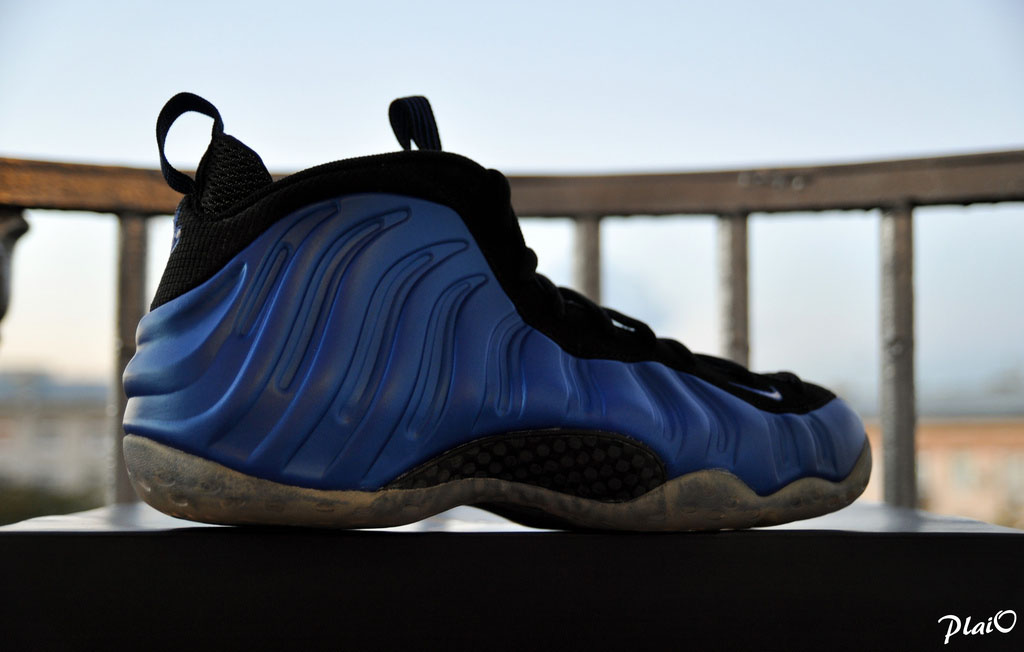 Pickups of the Week // Nike Air Foamposite One HoH Royal by Russian Bear