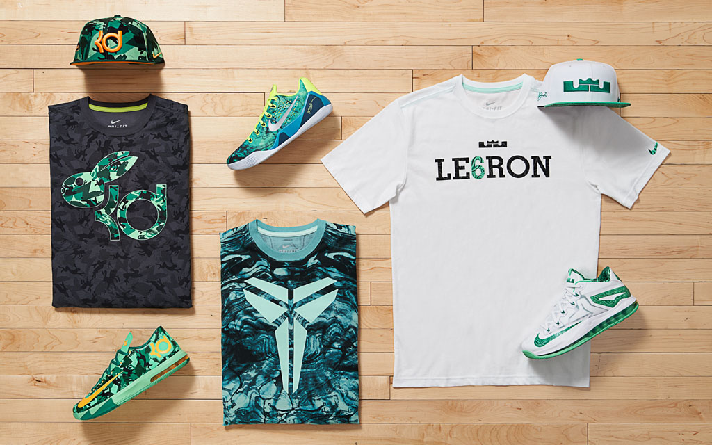 Nike Basketball 2014 Easter Collection (2)