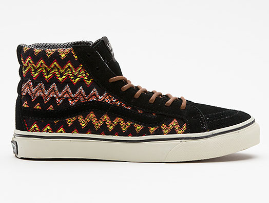 d8a0ee49df Look for the Sk8-Hi Zig Zag Pack at your local Vans California retailer or  pick them up directly from Vans.