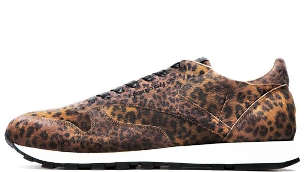 Head Porter Plus x Reebok Classic Leather Leopard