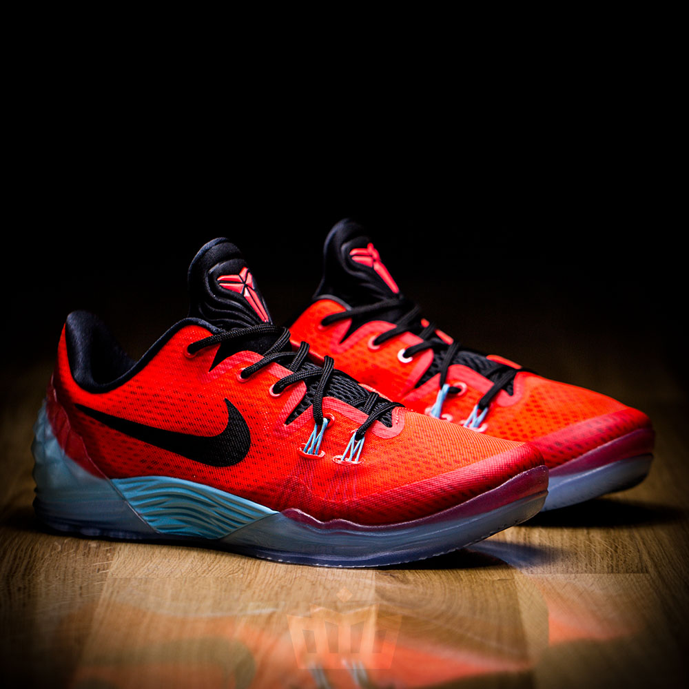 premium selection b06aa 0761d A Clippers  themed Nike Kobe Colorway