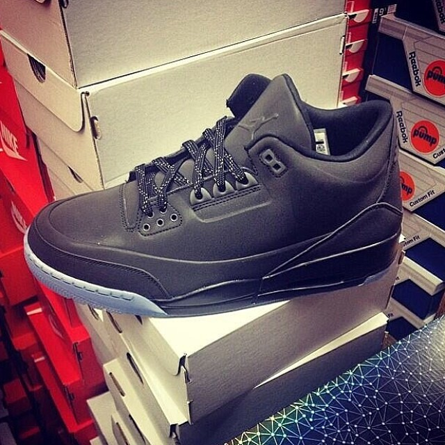 Air Jordan 5Lab3 Black (2)