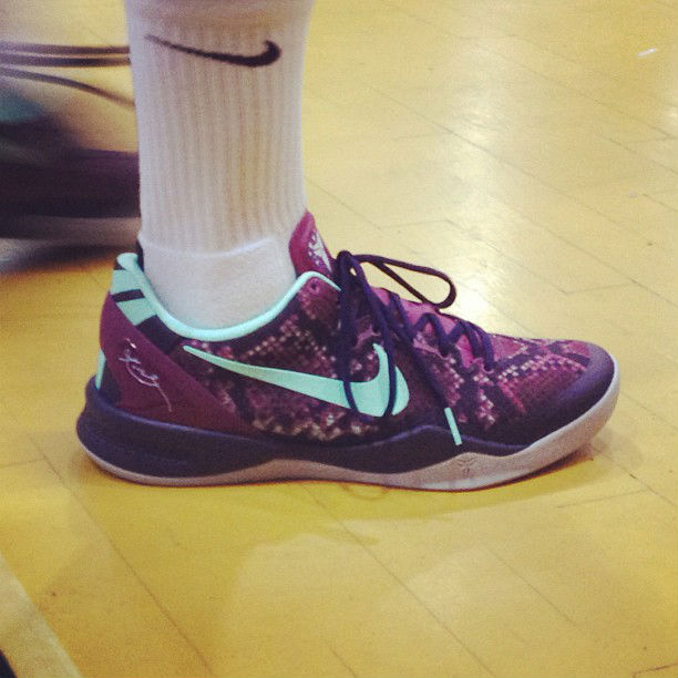 bec2b87a4a8 Nike Kobe 8 System - Pit Viper
