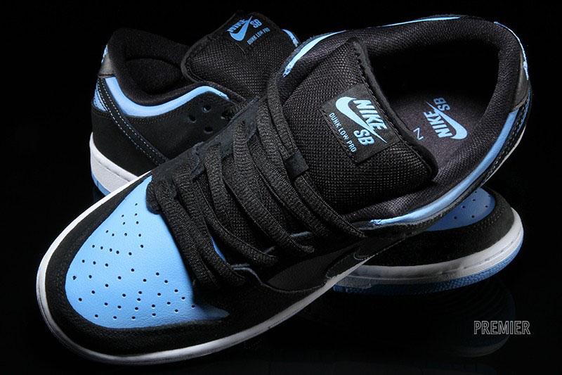 the latest e2910 2c7b8 ... hot nike dunk low sb black university blue 304292 048 5 56384 5711a