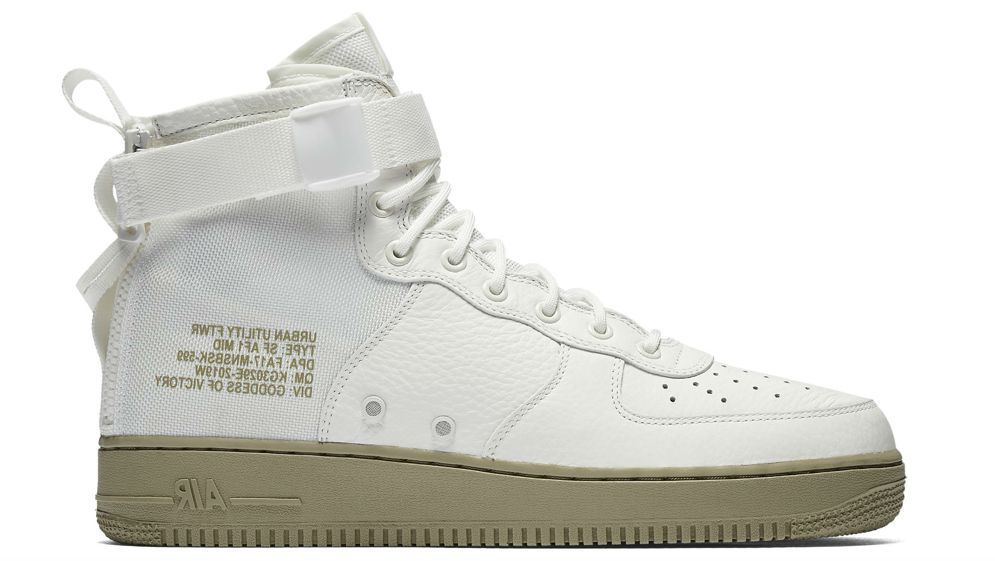 Nike Special Field Air Force 1 Mid Ivory/Neutral Olive
