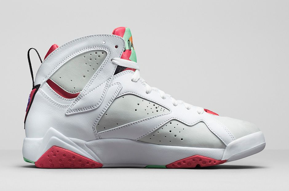 9ebb0a4671f Jordan Brand Remasters Bugs Bunny s Favorite Sneakers. The original  colorway returns for the 30th Anniversary of the Air Jordan 7.