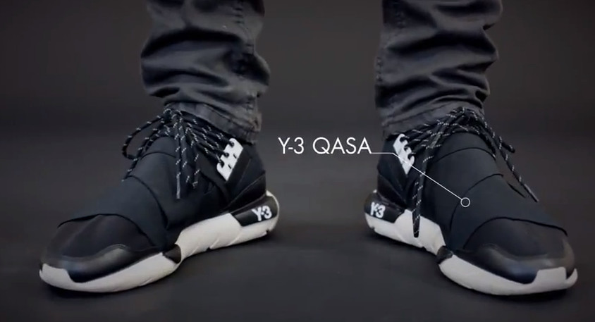 adidas Y-3 Qasa - Fall   Winter 2013  ec8e79c6086f