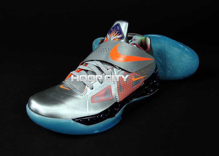 online retailer 5fc75 31590 Nike Zoom KD IV All-Star Galaxy Release Date 520814-001 (5)