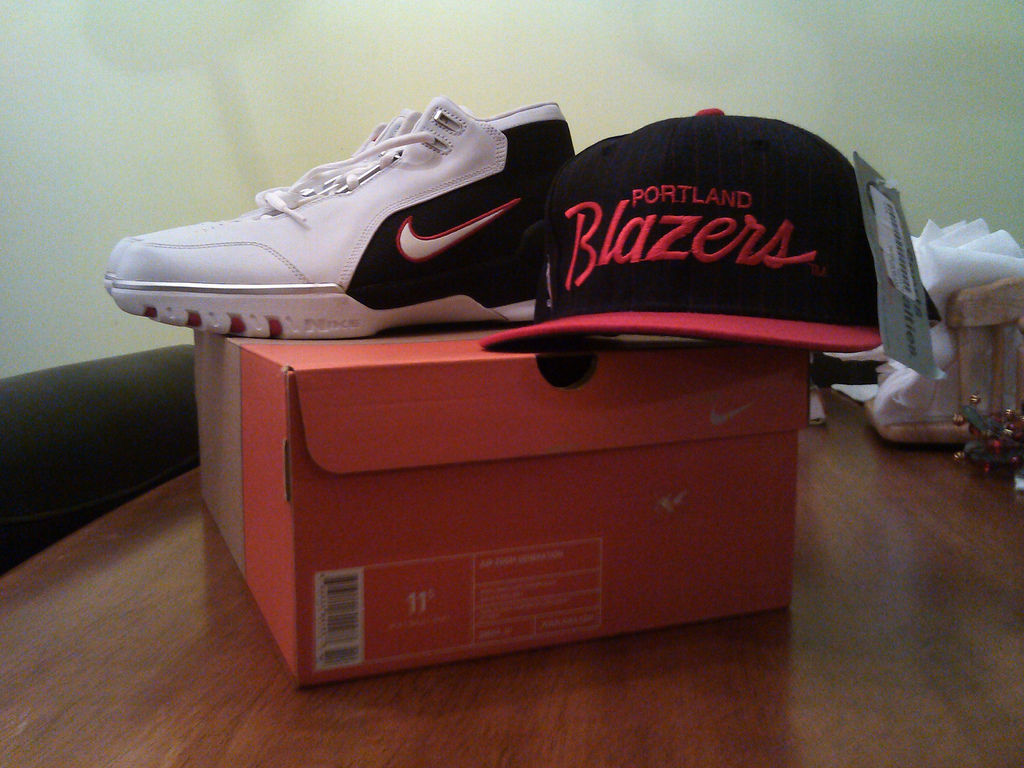 Spotlight // Pickups of the Week 11.17.12 - Nike Air Zoom Generation by Skywalker236