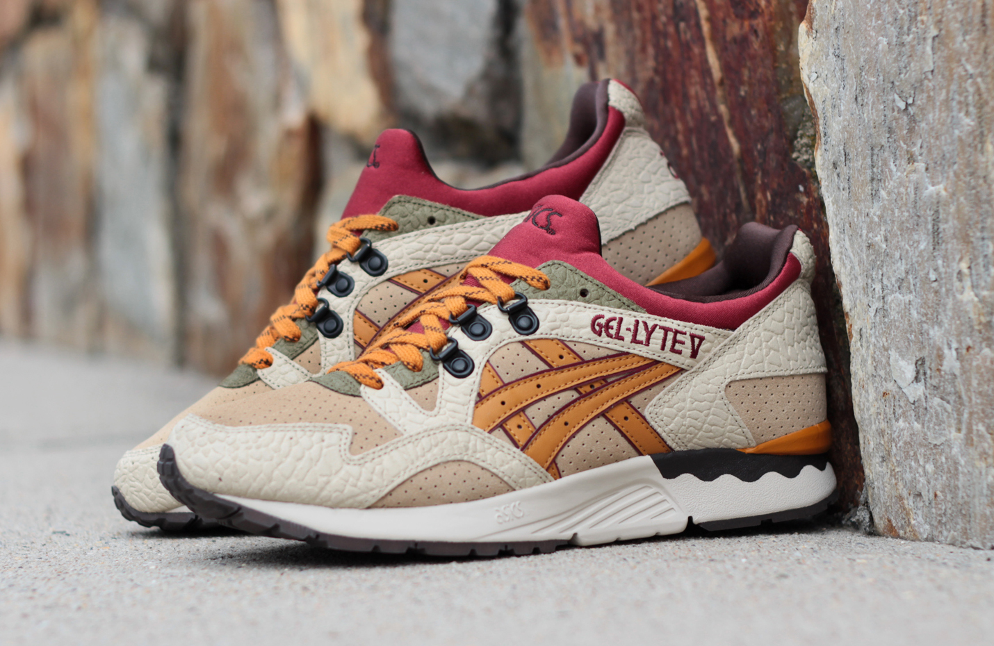 Royaume-Uni disponibilité ccf1e 2229f Asics Going Back to Work On Its Retro Runners | Sole Collector