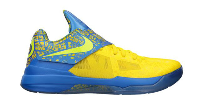 Top 24 KD IV Colorways for Kevin Durant's 24th Birthday // Scoring Title