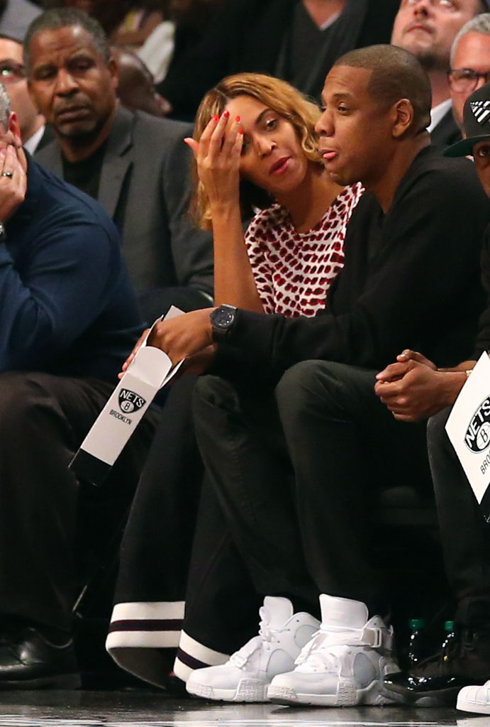 Jay Z wears Pigalle x Nike Air Raid White (3)