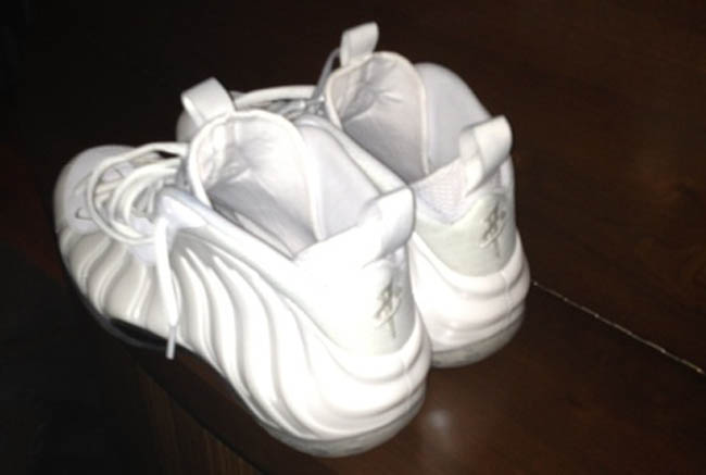 dca02d25bbb Nike Air Foamposite One White Penny Hardaway Memphis Madness