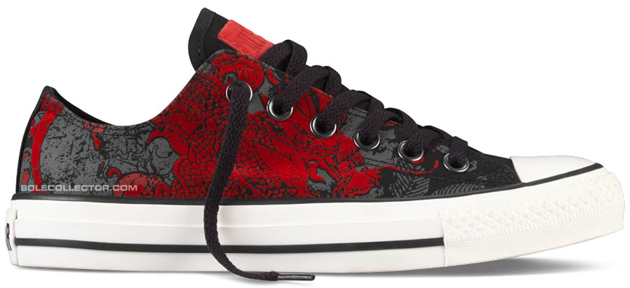 converse shoes year