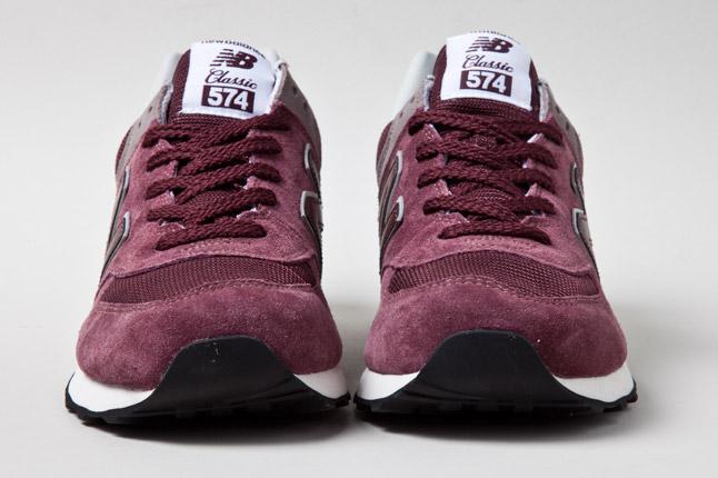 nb 574 classic Pink