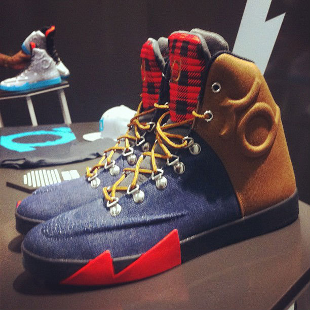 Nike KD VI NSW Lifestyle - People's Champ