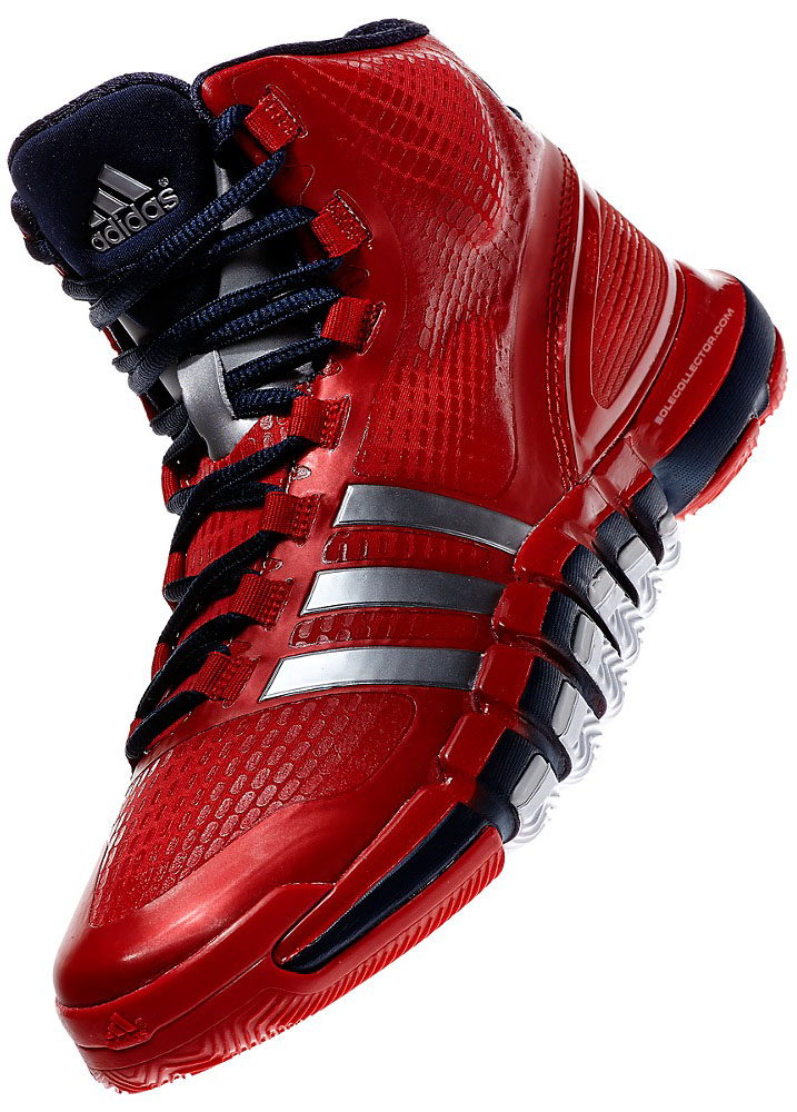 adidas Crazyquick John Wall Red PE G98225 (4)